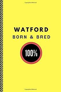 Watford Born & Bred 100%: Weekly Planner 2019-2020