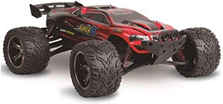 Generic 4wd 9116 High Speed Car 2.4g Half Card Stunts, Big Foot Cross Country Racing Car, 1 12 Remote Control Car Toy Car Red