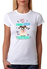 Camiseta Divertida. Soy la Cabra Loca de la Familia
