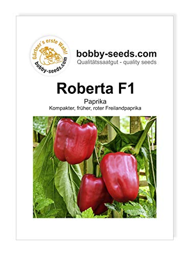 Roberta F1 Paprikasamen von Bobby-Seeds, Portion