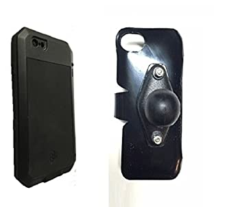 SlipGrip RAM Holder for Apple iPhone 8 Using LUNATIK Taktik Extreme Case