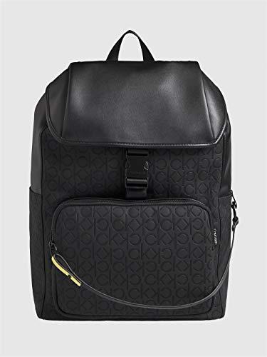 Calvin Klein Mono Blend Backpack Black