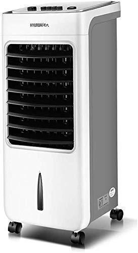 Climatiseurs portatifs, 3-en-1 Climatisations, Ventilateurs, humidificateur d'air + Cooler Purificateur d'air Portable Blanc 70W Huangwei7210