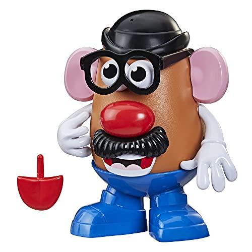 Boneco Potato Head Mr. Clássico Figura de 14 cm para Crianças a partir dos 2 anos - F3244 - Hasbro