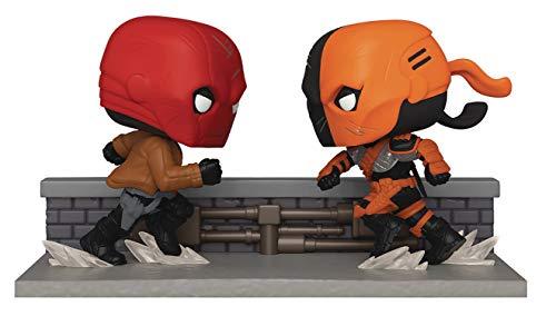 DC Capucha roja VS Deaths