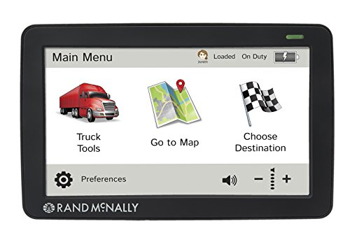 Rand McNally TND730 IntelliRoute GPS Truck Navigator