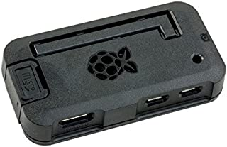 ModMyPi Pi Zero Case - ケース for Raspberry Pi Zero (01 ブラック)