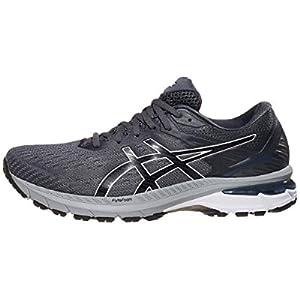 ASICS Men's GT-2000 9 Running Shoes, 11, Carrier Grey/Black
