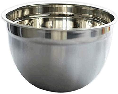 WOHAO Fête des Enfants de la Vaisselle Acier Inoxydable Coupelles/Préparation en métal Bols Taille: 21.5 * 12cm