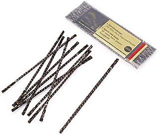 YUQIYU URANN 12pc 130mmMetal Cutting Jig Blades Diamond Wire Saw Blade Cutter smycken Scroll Spiral Tänder träbearbetning ...