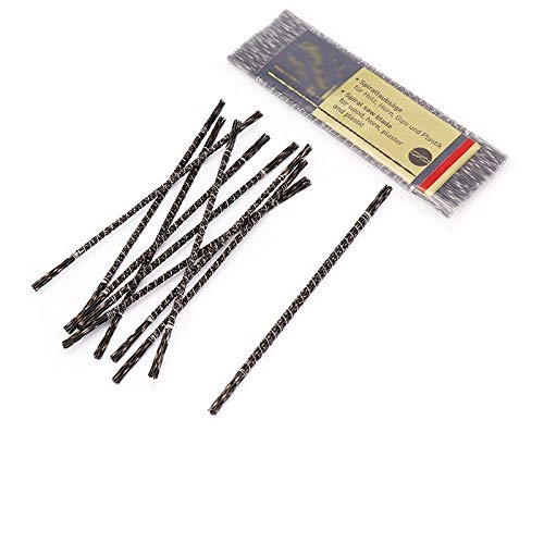 YUQIYU URANN 12PC 130mmMetal sierra de alambre de diamante de corte de hoja de corte de hoja engranaje helicoidal rodando joyería artesanal herramientas for trabajar la madera