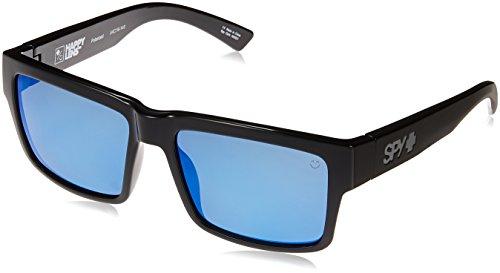 Spy Herren MONTANA-BLACK Sonnenbrille, Negro, 54/16/140