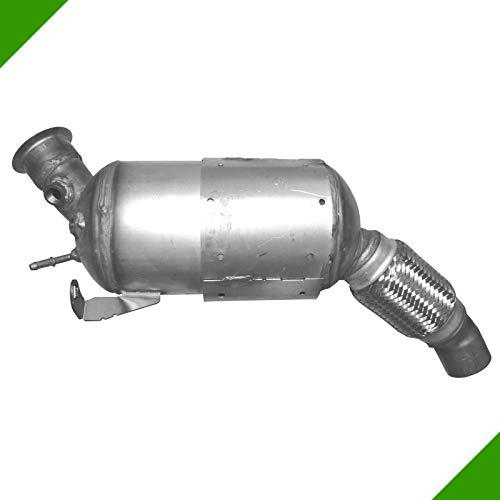 Rußpartikelfilter Rohr PKW Partikelfilter DPF Rußfilter Auspuff Dieselpartikelfilter