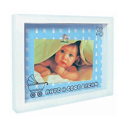 Porta-retrato para Fotos - 10x15 - Infantil AZUL