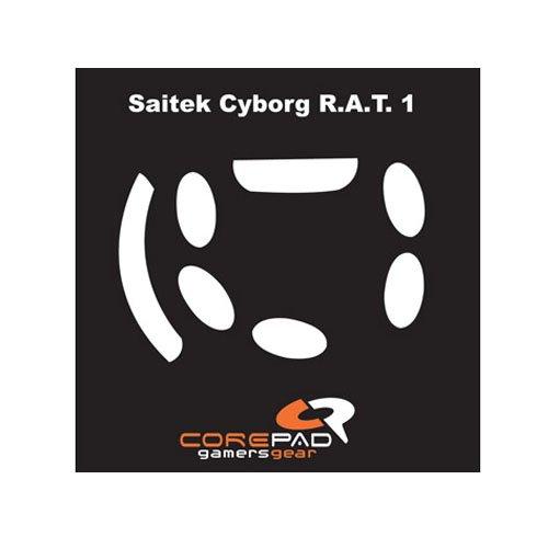 Corepad [Gaming Mouse Feet] Skatez for Saitek Cyborg R.A.T. 1 CS28110