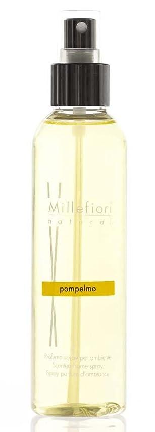 暗い緊急順番Millefiori ホームスプレー150ml [Natural] グレープフルーツ 7SRPO