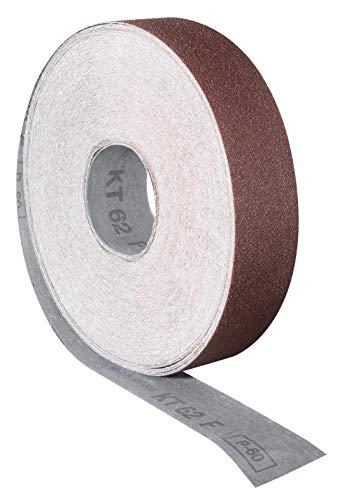 Grain 36 Awuko KN22T Lot de 50 disques abrasifs Corindon /Ø 125 mm Trou /étoil/é I022K