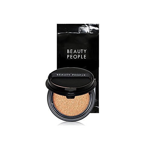 Beauty People Absolute Iron Wall Woman Cover Cushion Foundation SPF50+ PA+++ 18g...
