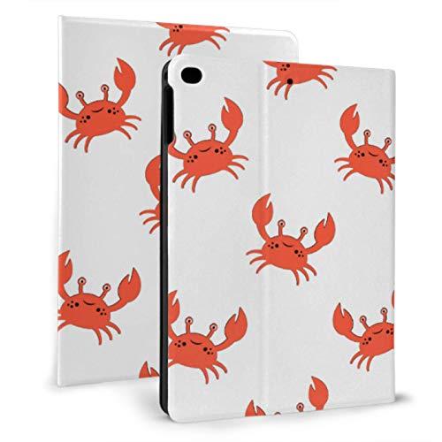 9.7 Ipad Case Crab Small Pliers Beach Crawl Ipad Covers For Ipad Mini 4/mini 5/2018 6th/2017 5th/air/air 2 With Auto Wake/sleep Magnetic Ipad Covers For Girls