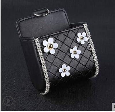 Amazon.com: Delaman - Monedero pequeño para mujer, con ...