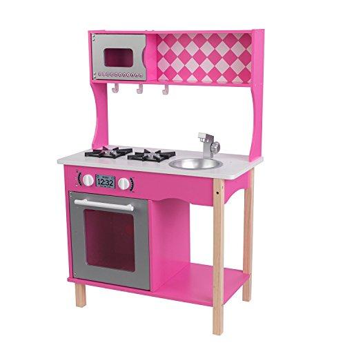 KidKraft - 53343 - Cuisine à Jouer - Sweet Sorbet - Rose