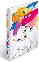 JBJ - [True Colors] II-II Ver CD+Photobook+Photo Stickers+Pop-up Card+Hand Printing K-POP Sealed
