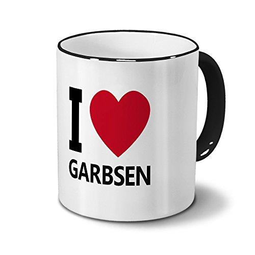 digital print Städtetasse Garbsen - Design I Love Garbsen