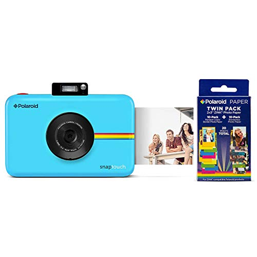 Polaroid Snap Touch Portable Instant Print Digital...