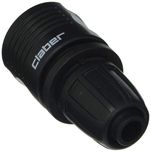 Claber D91009000 - Conector automático para Tubo colector Grifo 1/2'