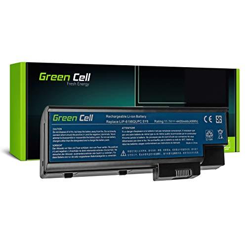 Green Cell Batería para Acer Aspire 7104 7110 7111WSMi 7200 9300 9300-5005...