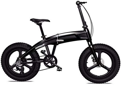 Bici electrica, Bicicleta de montaña eléctrica plegable for hombre for hombre, bicicleta...