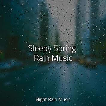 Sleepy Spring Rain Music