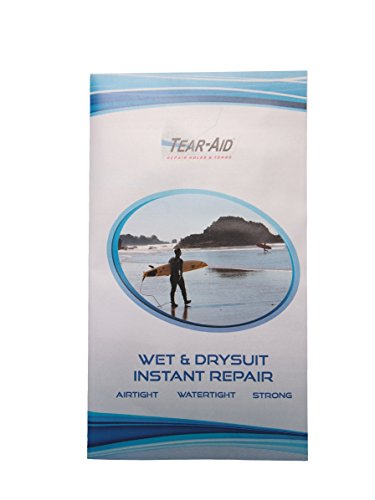 TEAR-AID Wetsuit & Drysuit Reparatie Patch Kit Type A x 3