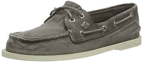 Sperry - Mocassino Casual da Barca per Uomo, Idrorepellente con Suola Antiscivolo e antitraccia IT 44