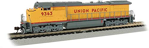Bachmann GE Dash 8-40CW Sound Value Equipped Locomotive - Union Pacific #9363 - N Scale, Model: 67351