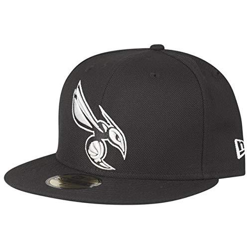 New Era 59Fifty - Cappellino aderente NBA Charlotte Hornets, nero - 7