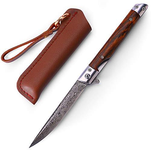 ナイフ アウトドア フォールディングナイフ 折りたたみ キャンプナイフ 切れ味良い キャンプ用 登山 キャンプ 釣り 防災用 Knife03