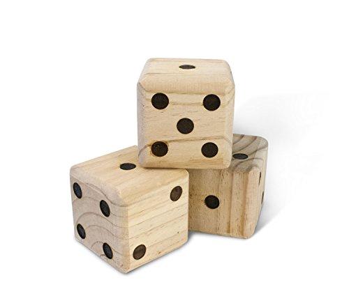 Mega yard dice set