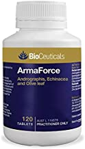 BioCeuticals ArmaForce Immune Support Olive Leaf 120 Tablets Vegan