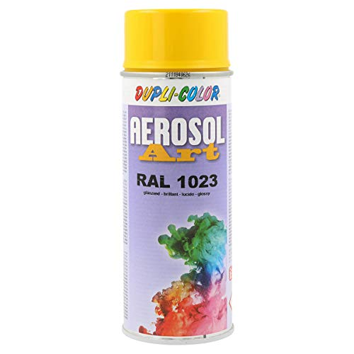Dupli-Color 741029 Aerosol Art Ral 1023 glänzend 400 ml