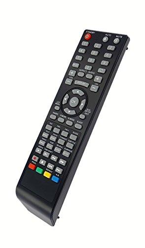 Fernbedienung passend für Fernseher Jay-TECH, JTC DVB63209, DVB81851, DVB81857, DVB82151, DVB82157