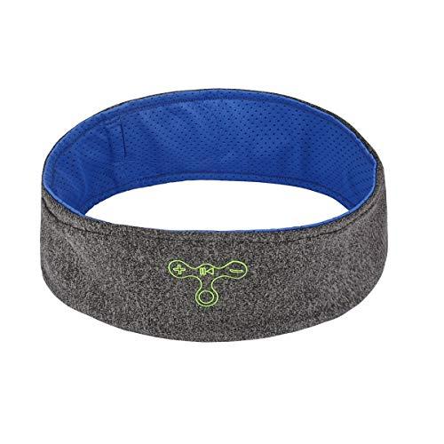 CestMall Schlaf Kopfhörer Ohrstöpsel Bluetooth Sport Stirnband Kopfhörer mit Ultradünnen HD Stereo Lautsprecher,Perfekt für Sport, Seitenschläfer, Flugreisen, Meditation und Entspannung
