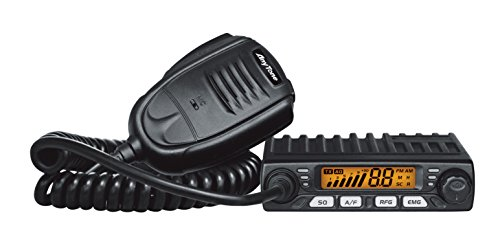 AnyTone Smart 10 Meter Radio for Truck, Small Size,AM PEP Power Over 16W