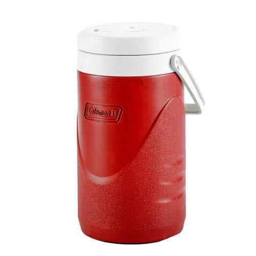 Coleman Company 0.5-Gallon Jug, Red