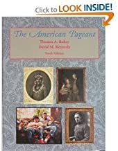 The American Pageant Student Text (1994 10th Edition, A History of the Republic)