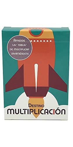 WHEE! DESTINO MULTIPLICACIOR N - (Version in spanischer Sprache)