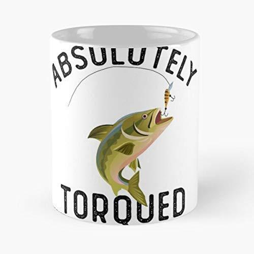 N\A aza clásica Absolutely Torqued Fish Essential Camiseta