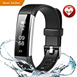 FITMAKER Fitness Tracker, Activity Tracker Watch with Heart and Sleep...