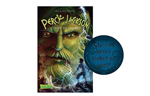 Buchspielbox Percy Jackson – Diebe im Olymp (Percy Jackson 1) – Libro...