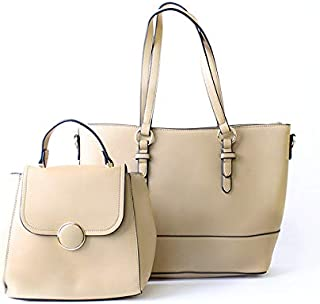 Lenz Bucket Bag For Women, Beige, AM19-B134